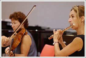 Flute alto 3 medaill