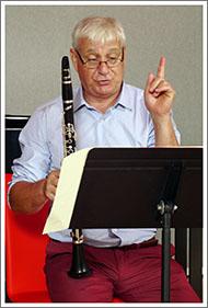 Clarinett 2 grd medaill